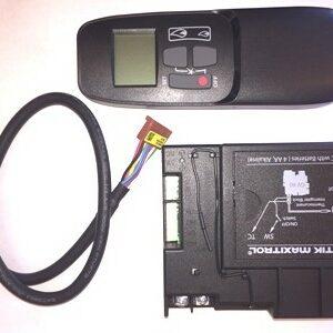 Afstandsbediening + ontvanger Mertik RCE G6R-P4T28AU5-XD 808514